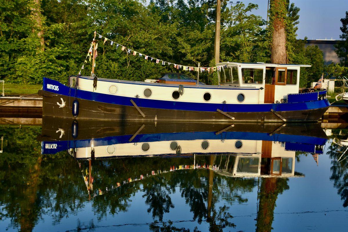 Barge Anticus